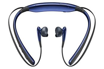 Samsung Bluetooth sluchátka LEVEL U, Blue Black - EO-BG920BBEGWW