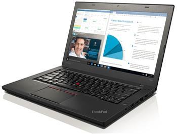 """Lenovo ThinkPad T460p/ i5-6440HQ/ 8GB/ 192GB SSD/ 14""""FHD/ W7PRO+W10PRO - 20FW000EMC"""
