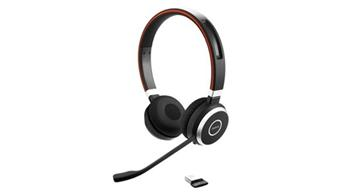 Jabra Evolve 65, Duo, USB-BT, MS - 6599-823-309
