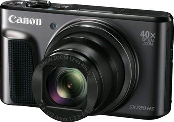 Canon PowerShot SX720 HS BLACK - 1070C002
