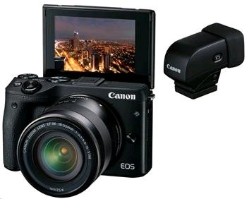Canon EOS M3 / EF-M 18-55 IS STM VIEWFINDER Kit - 9694B077