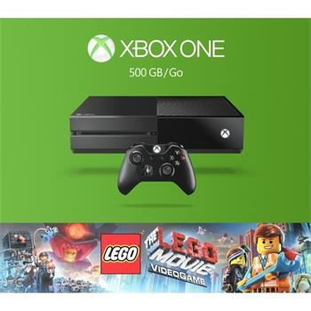 XBOX ONE 500GB + Lego The Movie Game - 5C7-00180