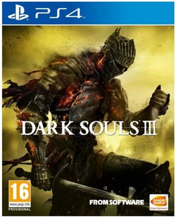 Dark Souls 3 PS4 - 3391891988421
