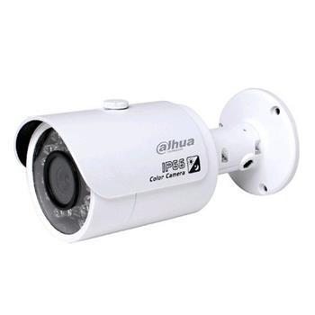 """Dahua Venkovní IP kamera 3Mpix,1/3"""" CMOS, 2048×1536, 0,1Lux, ICR, IR<30m, f=3,6mm (72st), PoE, IP67 - IPC-HFW1300SP-0360B"""