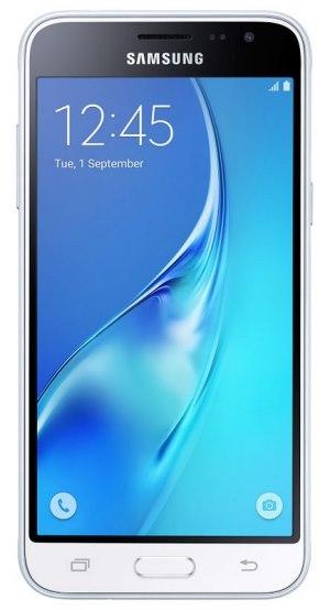 Samsung Galaxy J3 (SM-J320F) Dual SIM White - SM-J320FZWDETL