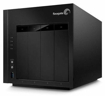 Seagate 0TB STCU200 (pro 4 HDD) NAS 4-bay, RAID, 2x USB 3.0 - STCU200