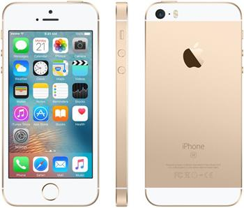 Apple iPhone SE 16GB Gold - MLXM2CS/A