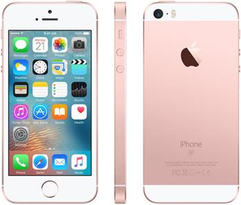Apple iPhone SE 16GB Rose Gold - MLXN2CS/A