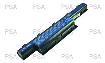 2-Power baterie pro ACER Aspire 4251, 11,1V, 4400mAh, 6 cells, Black - Aspire E1,Aspire V3,4250,4252,4253, Aspire 4333,4 - CBI3256C