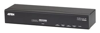 Aten CN-8600 zařízení pro ovládání DVI PC/KVM OverNet, rack, RS-232, PON - CN-8600