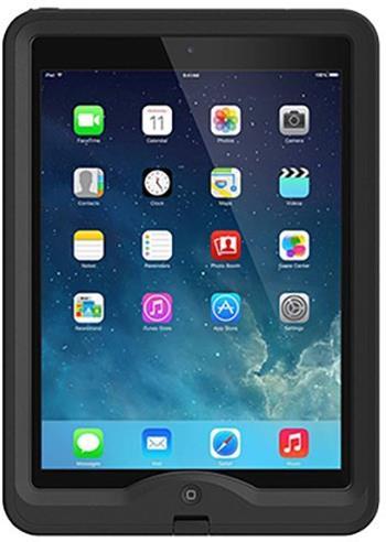LifeProof nüüd odolné pouzdro pro iPad Air, černé - 1902-01