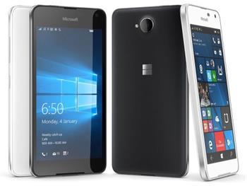 Mobilní telefon Microsoft Lumia 650 (Dual SIM), White - A00027056