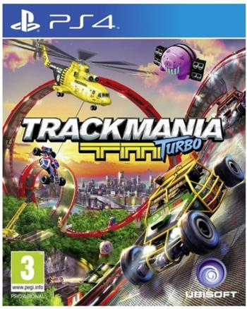 Trackmania Turbo PS4 - 3307215913734