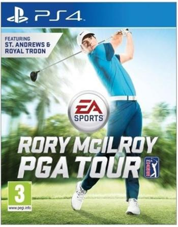 Rory McIlroy PGA Tour PS4 - 5030939112678