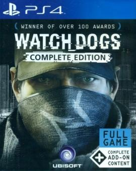 Watch_Dogs Complete Edition PS4 - 3307215887332