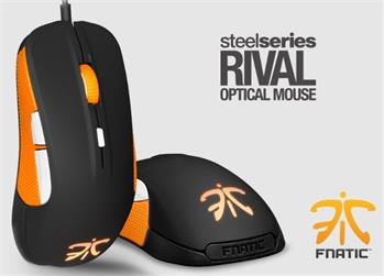 SteelSeries Rival Mouse - Fnatic Team Edition - 62276