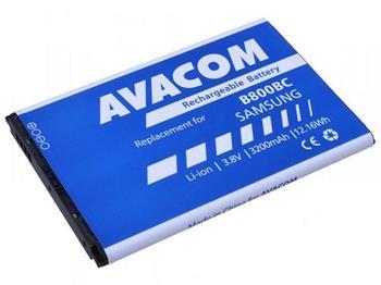 Baterie do mobilu Samsung N9005 Galaxy NOTE 3, Li-Ion 3,7V 3200mAh (náhrada za EB-B800BEB) - GSSA-N9000-S3200A