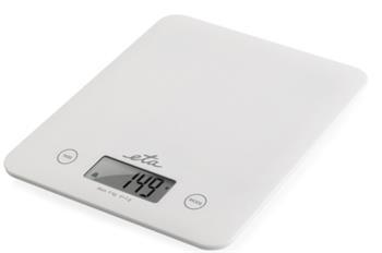 ETA 2777 90000 Lori kuchyňská váha bílá - 277790000