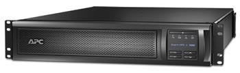 APC Smart-UPS X 3000VA (2700W) Rack 2U / Tower LCD, hl. 66,7 cm - SMX3000RMHV2U