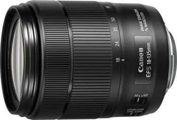 Canon EF-S 18-135MM F3.5-5.6 IS USM - 1276C005