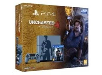 Sony Playstation 4 - 1TB Uncharted 4 Limited Edition - PS719804451