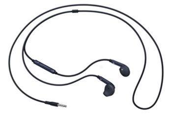 Samsung sluchátková sada stereo s ovládáním EO-EG920B, konektor 3,5 mm, modročerná - EO-EG920BBEGWW