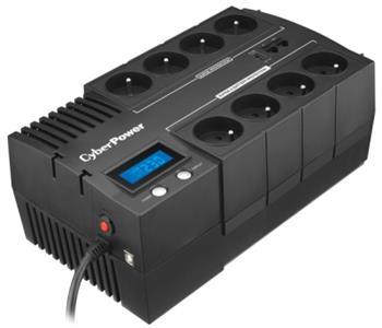 CyberPower BRICs LCD UPS 1000VA / 600W - české zásuvky - BR1000ELCD-FR