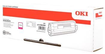 OKI Purpurový toner do MC853/873 (7.300 stránek) - 45862838