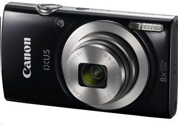 Canon IXUS 177 BLACK - 1144C001