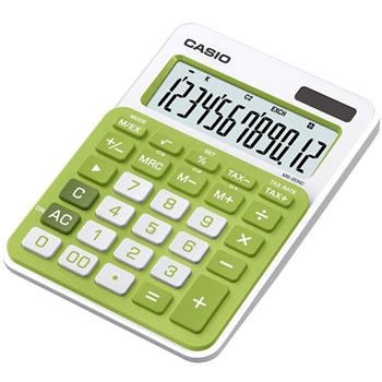 Casio kalkulačka MS 20 NC/GN - MS 20 NC/GN