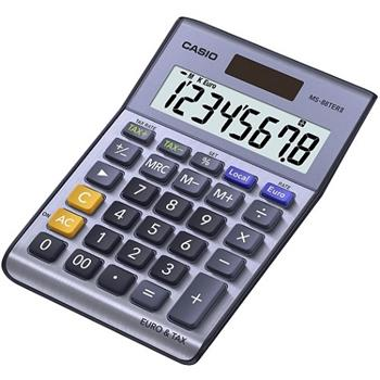 Casio kalkulačka MS 88 TER II - MS 88 TER II