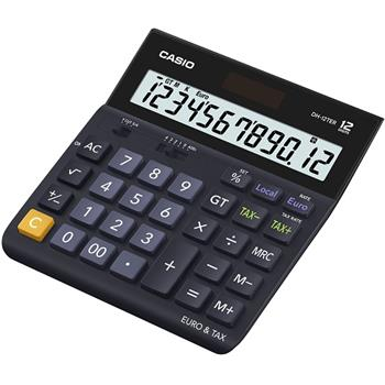 Casio kalkulačka DH 12 TER - DH 12 TER
