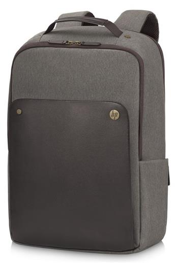 HP Executive 15.6 Brown Backpack, batoh na notebook P6N22AA - P6N22AA