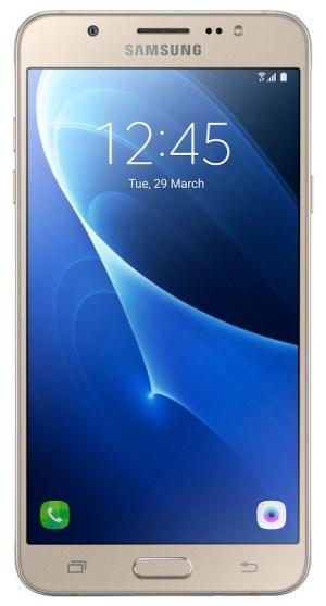 Mobilní telefon Samsung Galaxy J7 2016 (SM-J710F), Gold - SM-J710FZDNETL