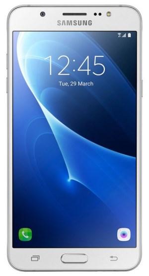 Mobilní telefon Samsung Galaxy J7 2016 (SM-J710F), White - SM-J710FZWNETL