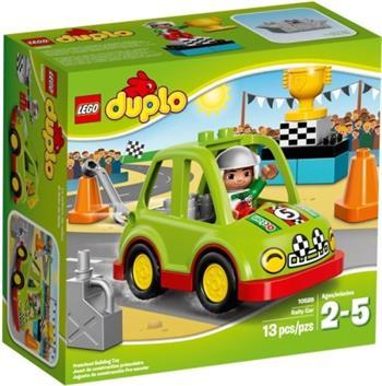 LEGO Duplo - Závodní auto 10589 - 10589