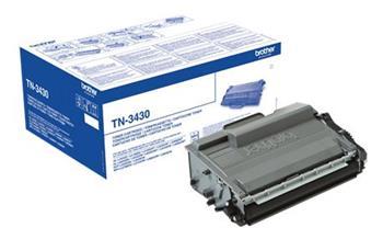 BROTHER TN-3430 toner černý 3000 stran - TN3430