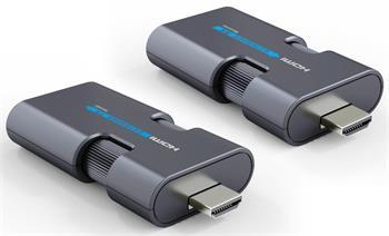 PremiumCord HDMI extender na 50m přes jeden kabel Cat6 - khext50-1