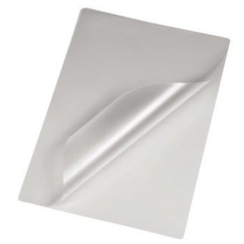 Laminovací fólie 100 ks, 75 x 105 mm, 125 mic, lesklá - LAMPO75105125