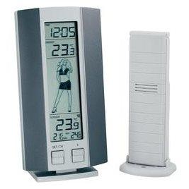Bezdrátová meteostanice Techno Line WS9750-IT, 100 m - WS9750-IT