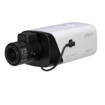 "Dahua HDCVI box kamera, 2.4Mpix, 1/2.8"" CMOS, 0.05lux, C/CS-mount, autoiris, ICR, 24VAC/12V DC, OSD - HAC-HF3220EP"