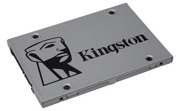 Kingston SSDNow UV400 120GB, KIT, SATAIII, 550/350 MB/s, 7mm - SUV400S3B7A/120G