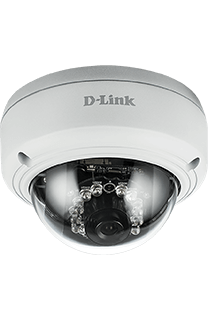 D-Link DCS-4603 3 Mpx, PoE, IP66, IR 20m - DCS-4603