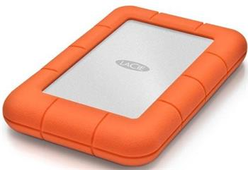 SSD LaCie Rugged Thunderbolt 500GB USB 3.0 - LAC9000491