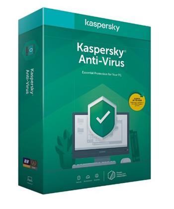 Kaspersky Anti-Virus 2017 CZ 5PC/2roky, prodloužení, el.licence - KL1171XCEDR