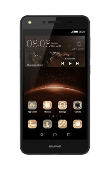 Mobilní telefon HUAWEI Y5 II (Dual Sim), Black - SP-Y5IIDSBOM