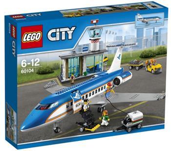 LEGO City - Letiště - terminál pro pasažéry 60104 - 60104