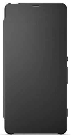 Sony Style Cover SCR54 Flip Xperia XA, Black - 1301-1941