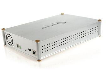 Gembird externí USB v.2.0 case pro 5.25'' HDD - EE5-U2-3