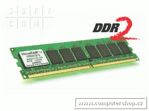KINGSTON KVR667D2N5/1G 1024MB/667MHz DDR2 CL5 DIMM - KVR667D2N5/1G